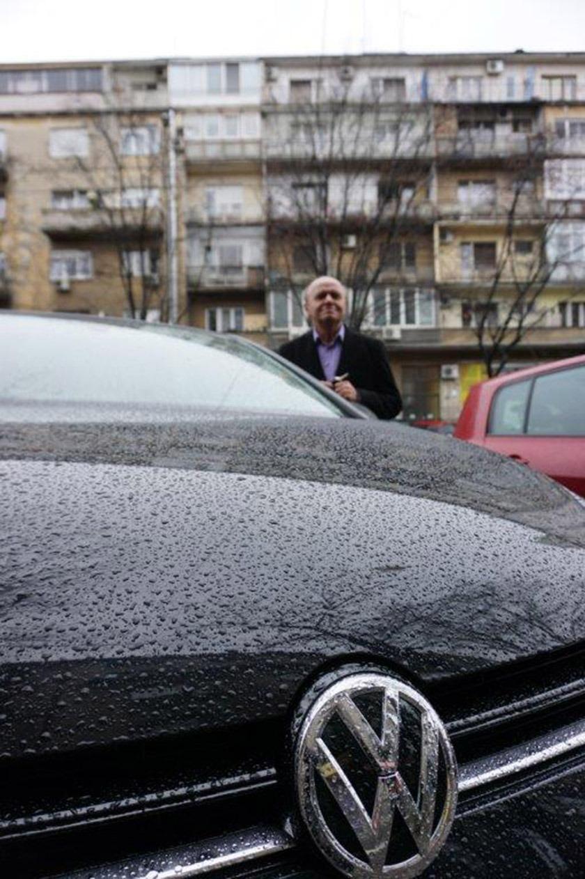 I Matijas Miler (CEO Volkswagen AG-a) ponekad provoza drugi automobil