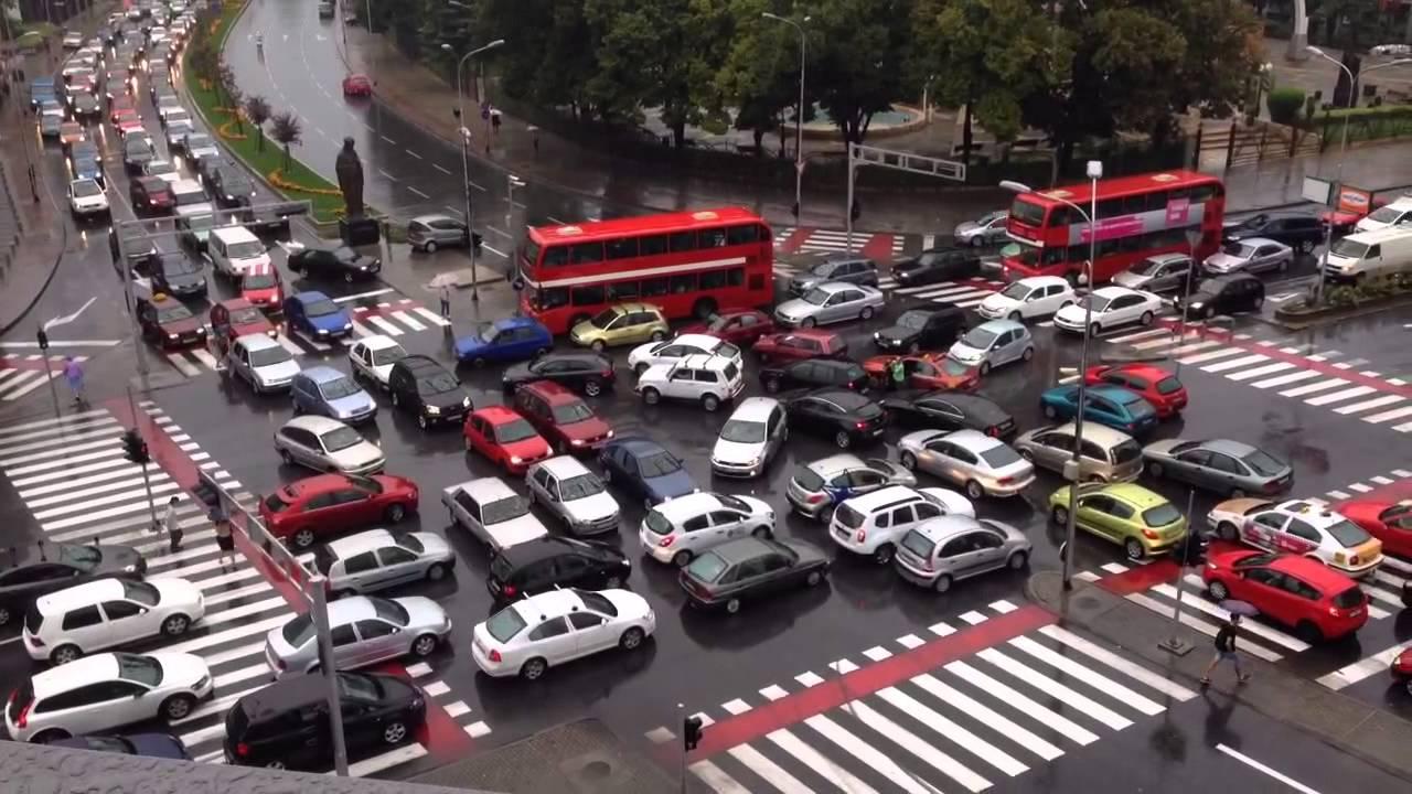 Serijal Čitam ti dušu kroz točak – Šta se dešava u saobraćaju?