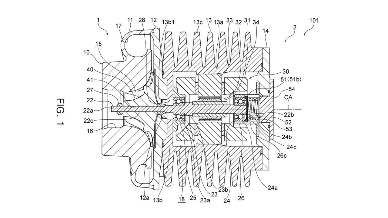 Toyota patentirala električni kompresor
