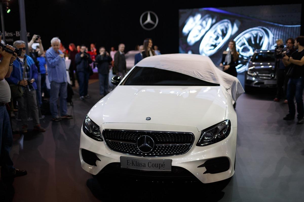 Mercedes-Benz i smart nastup na 53. Međunarodnom salonu automobila