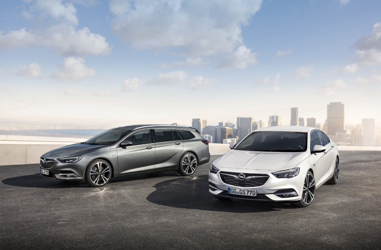 Nova Opel Insignia Grand Sport i Sports Tourer