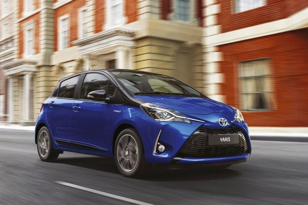 Toyota Yaris za 2017. – preko 900 novih komponenti