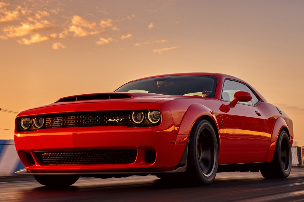 Dodge Challenger SRT Demon (2018)