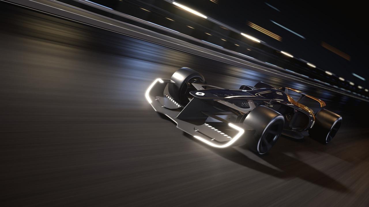 Renault – vizija F1 bolida budućnosti u Šangaju (Galerija)