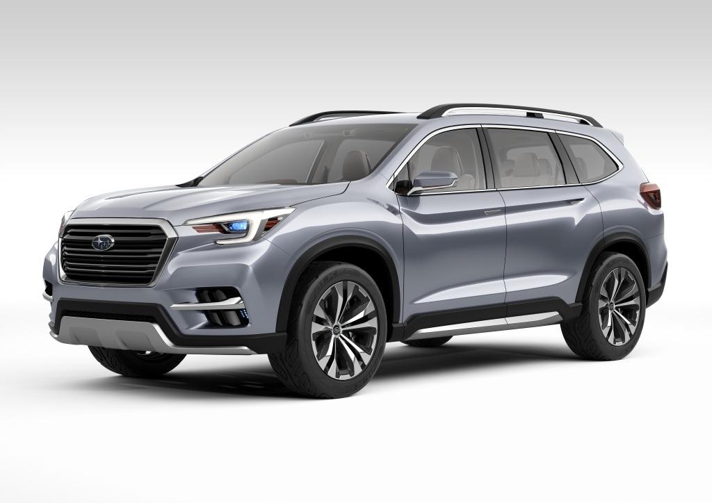 Subaru Ascent koncept