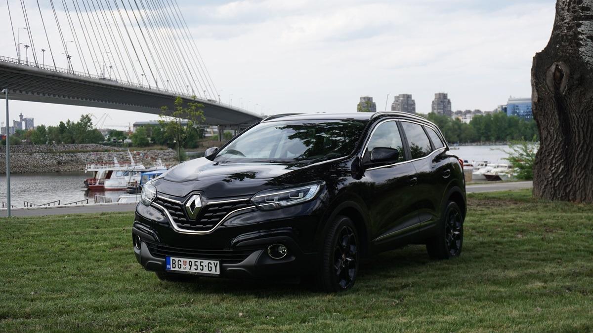 Renault Kadjar Iconic – više od kozmetike