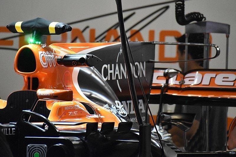 McLaren za Veliku nagradu Kine pripremio novo zadnje krilo