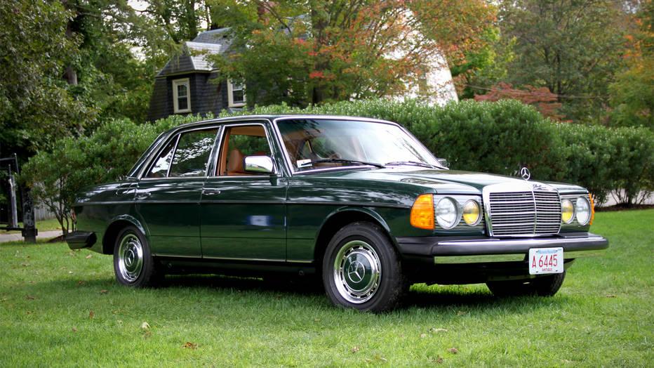 Velika nemačka trojka E segmenta – Mercedes-Benz E klase (I deo)