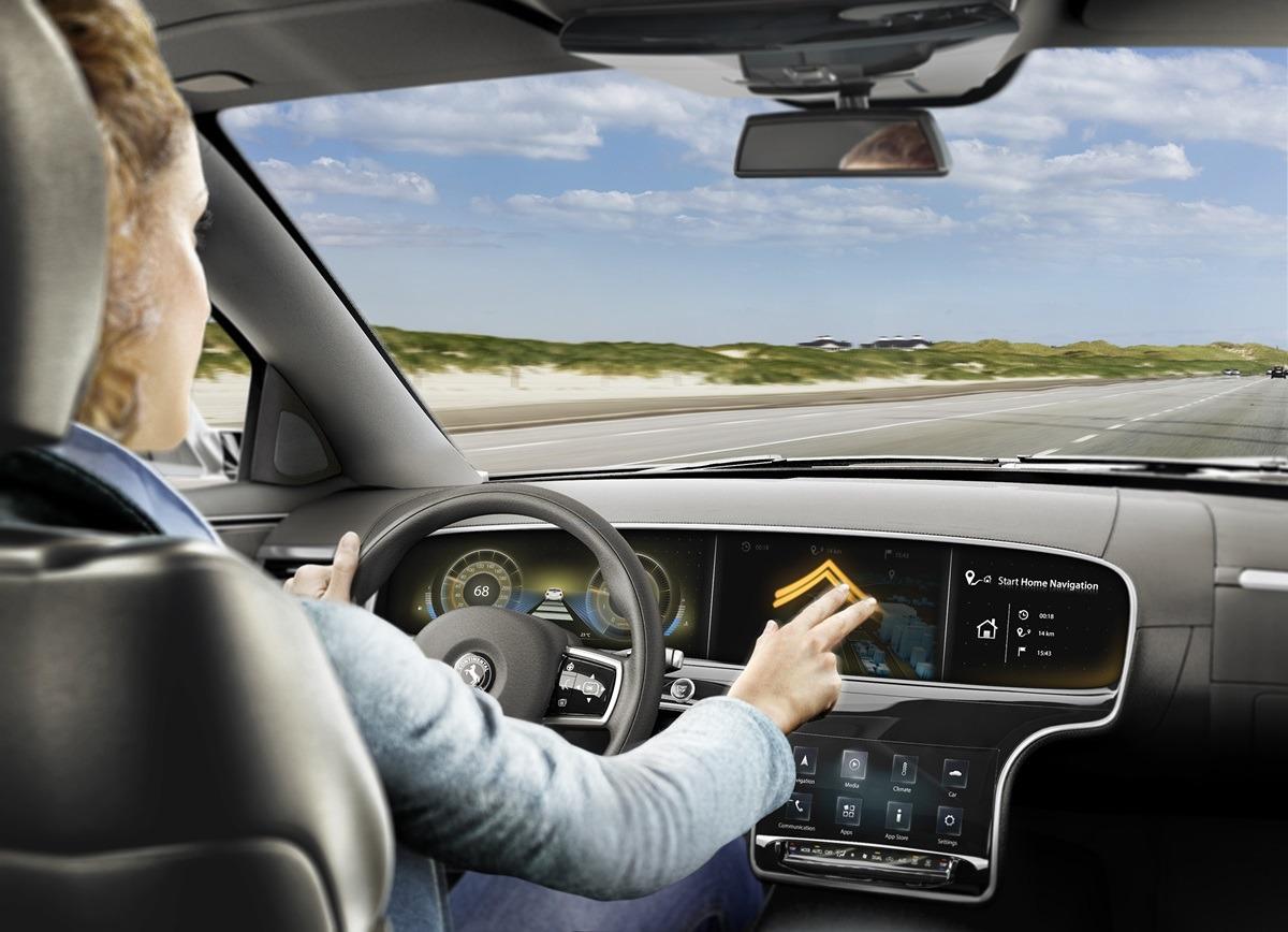 Continentalov sistem komandovanja pokretima ruke za bezbedniju vožnju