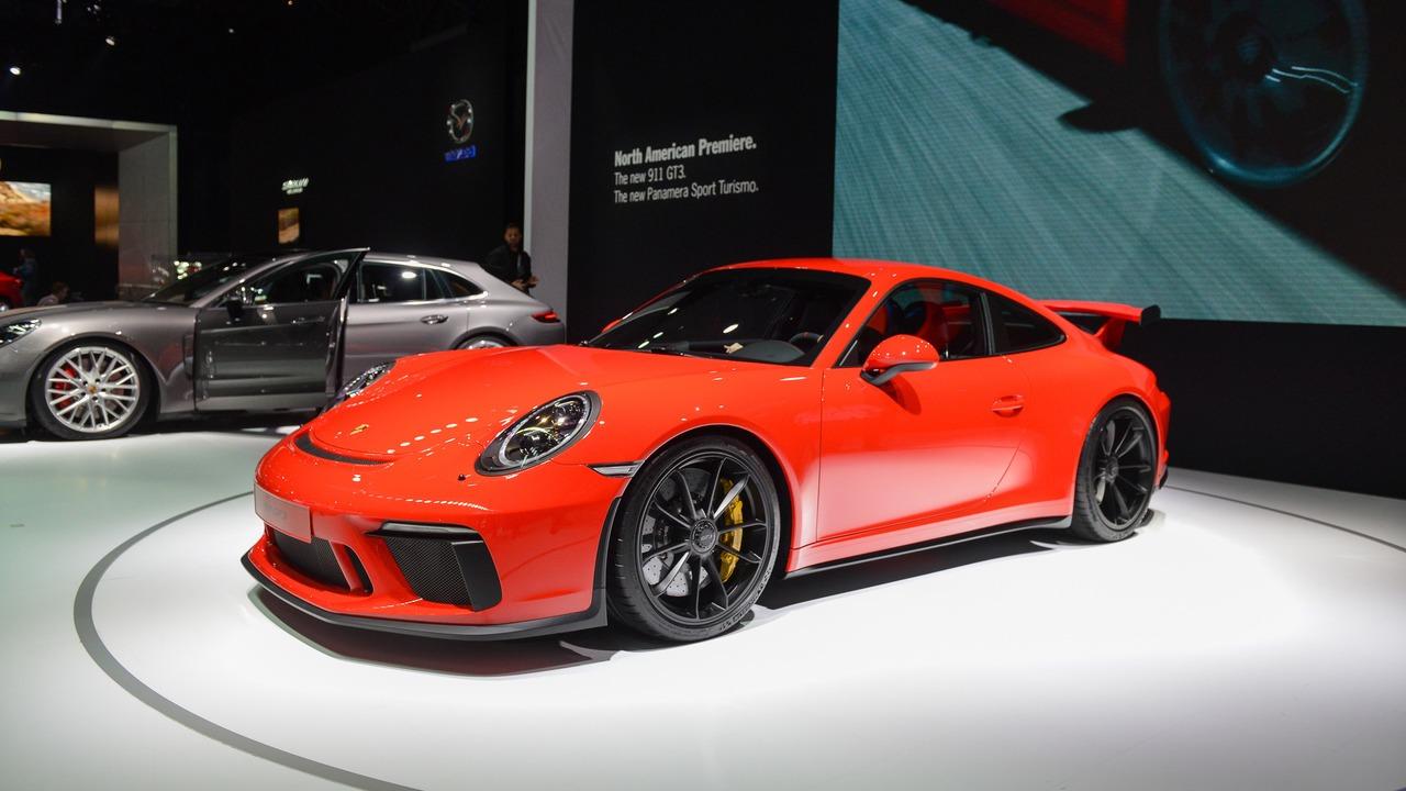 Osveženi Porsche 911 GT3 u Njujorku