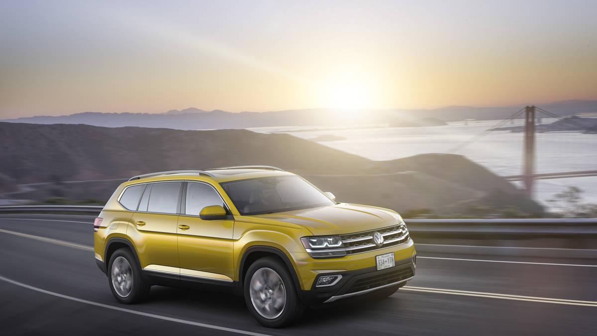 Volkswagen nudi šestogodišnju garanciju za Atlas i Tiguan u SAD