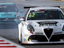 TCR International Series Bahrain, Sakhir 14 -16 April 2017