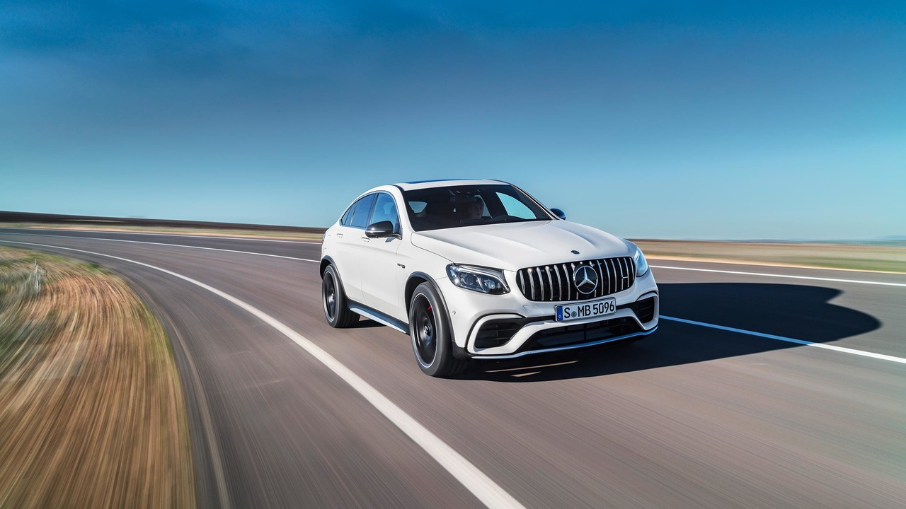 Mercedes-AMG GLC63 i GLC63 Coupe