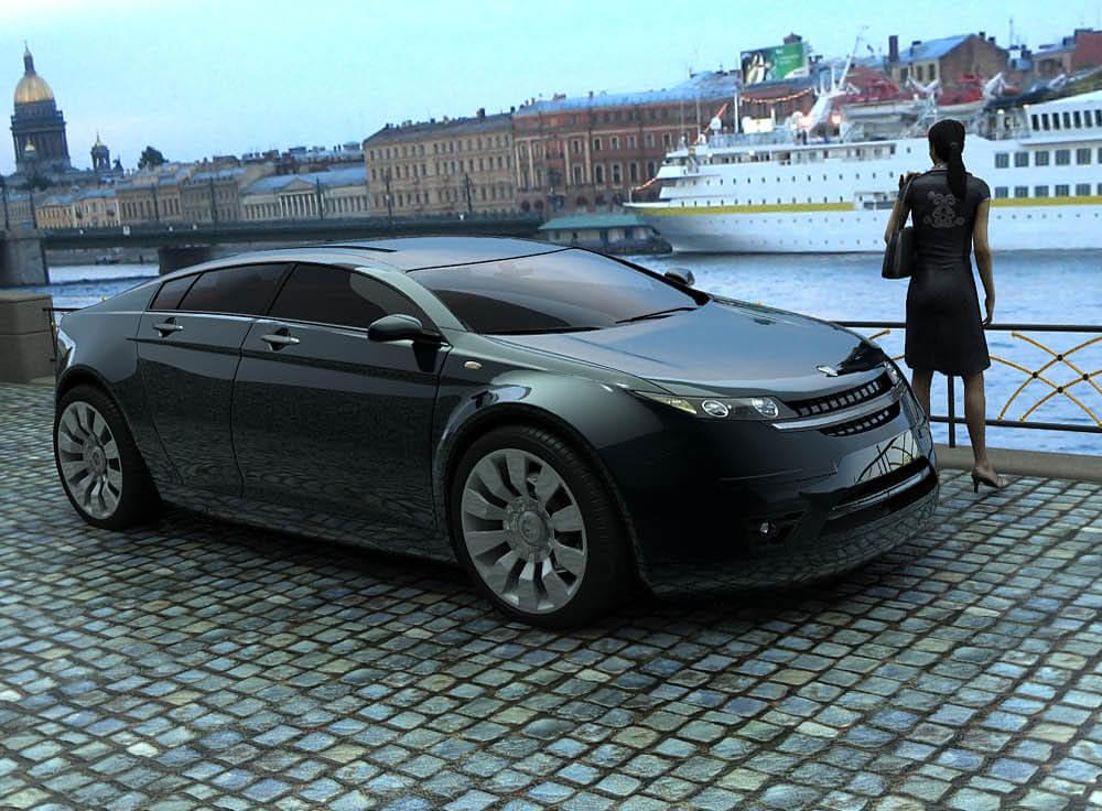 (Video) Nova Volga 5000 GL uskoro?