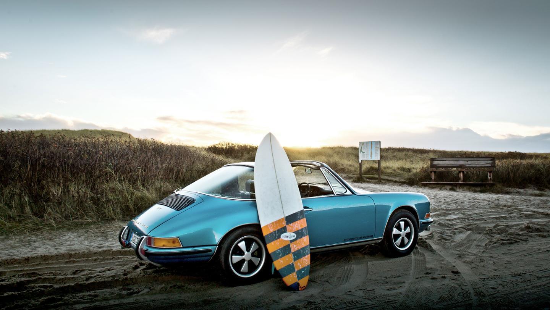 """Porsche zauzima """"soft selling"""" pristup na severu Nemačke – Porsche auf Sylt"""