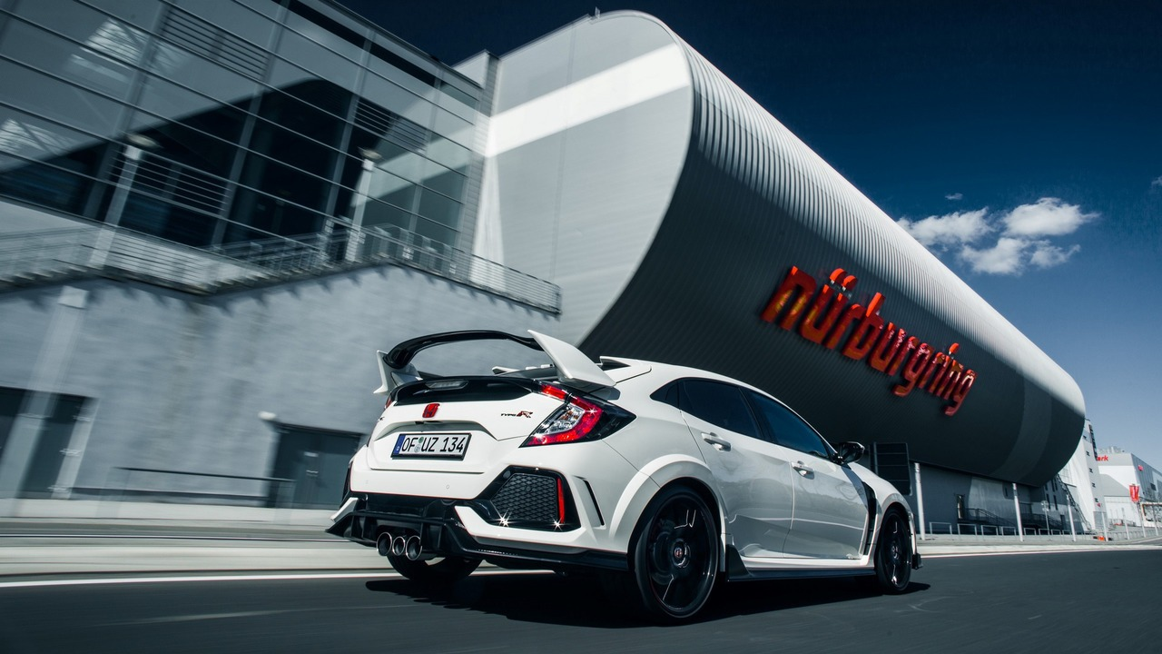 Honda Civic Type R – novi vladar Nirburgringa (Galerija)