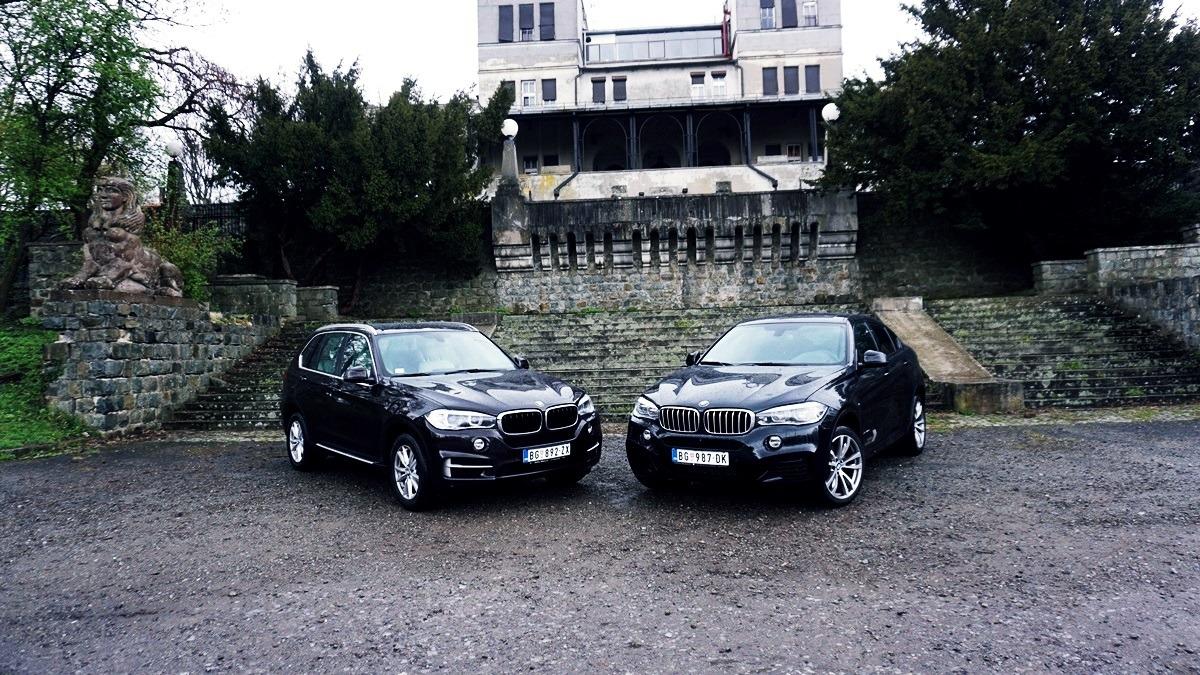 Zašto sam kupio BMW X5 a ne BMW X6