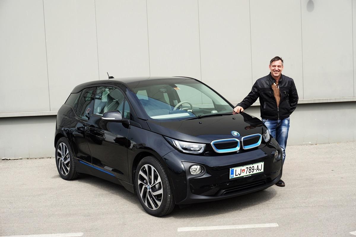 BMW i3 – preliminarna vožnja pred kompletan test