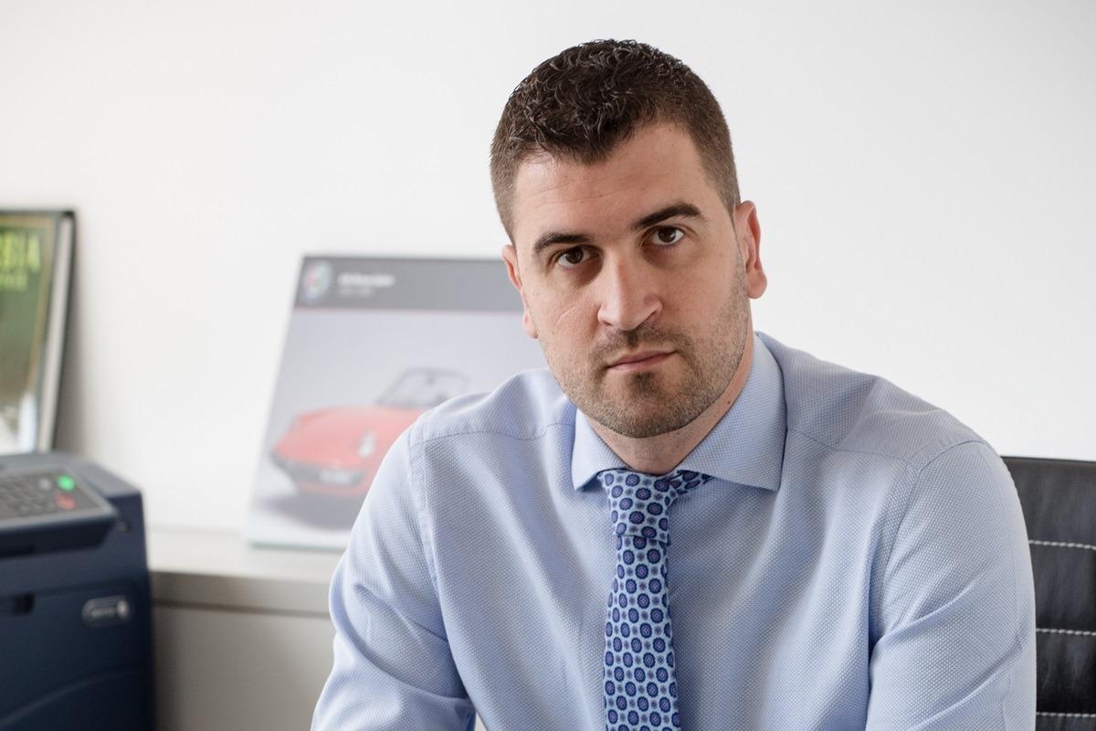 Kompanija FCA Srbija imenovala novog komercijalnog direktora