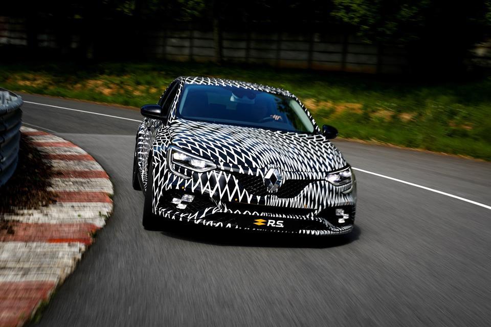 Renault Megane RS – prvo pojavljivanje na Velikoj nagradi Monaka