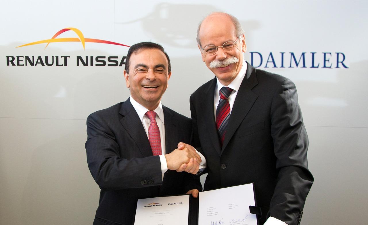 Mercedes-Benz i Renault-Nissan zajednički razvijaju dva nova motora