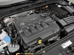 Jetta TDI engine