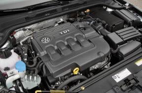Jetta TDI engine