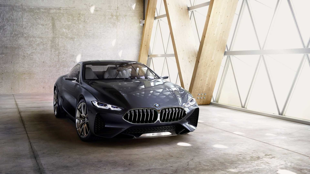 BMW serije 8 koncept (galerija i video)