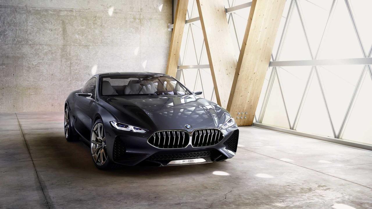 BMW serije 8 koncept (galerija i video)