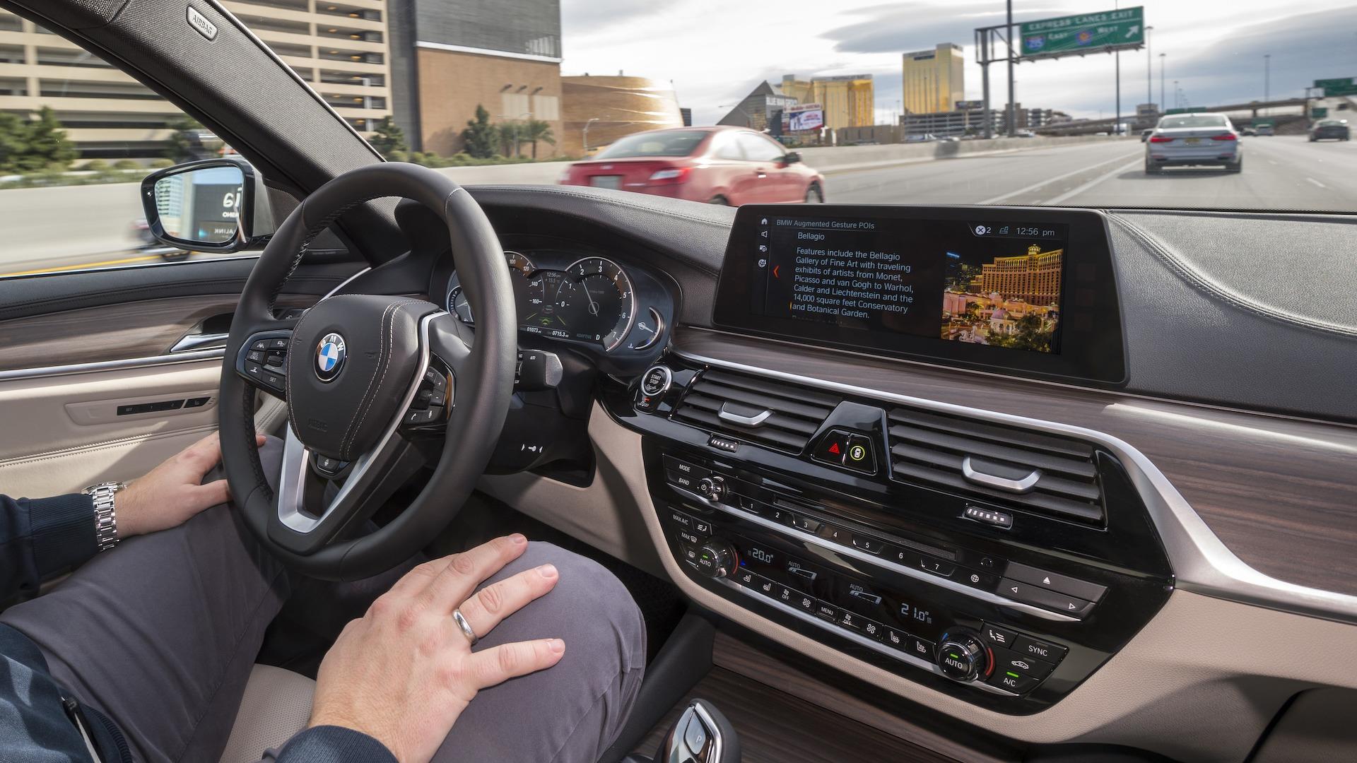 BMW – više detalja plana uvođenja tehnologije autonomne vožnje