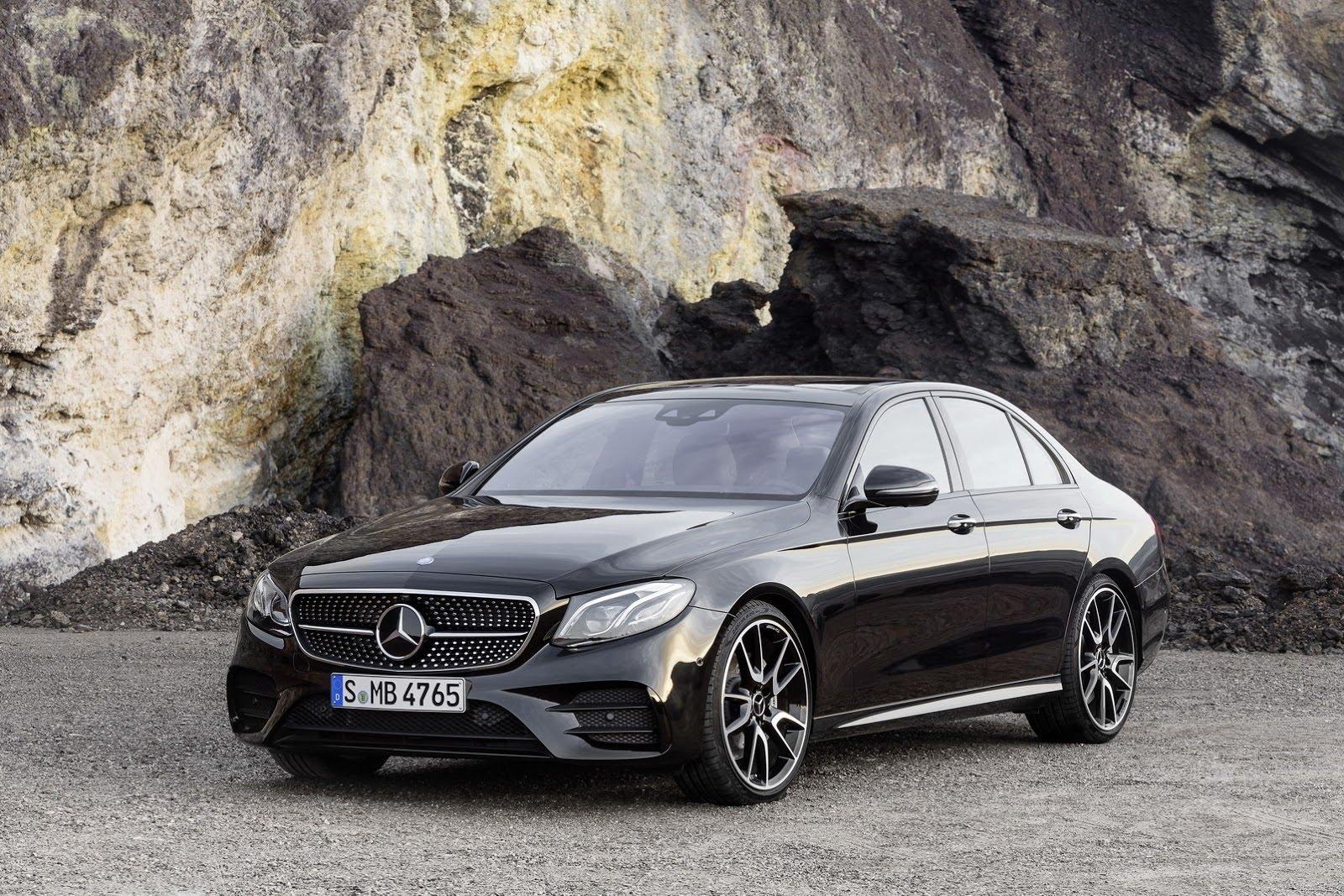 Velika nemačka trojka E segmenta – Mercedes-Benz E klase (II deo)