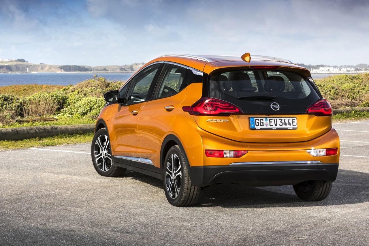 Opel Ampera-e – početna cena u Nemačkoj 39.330 evra