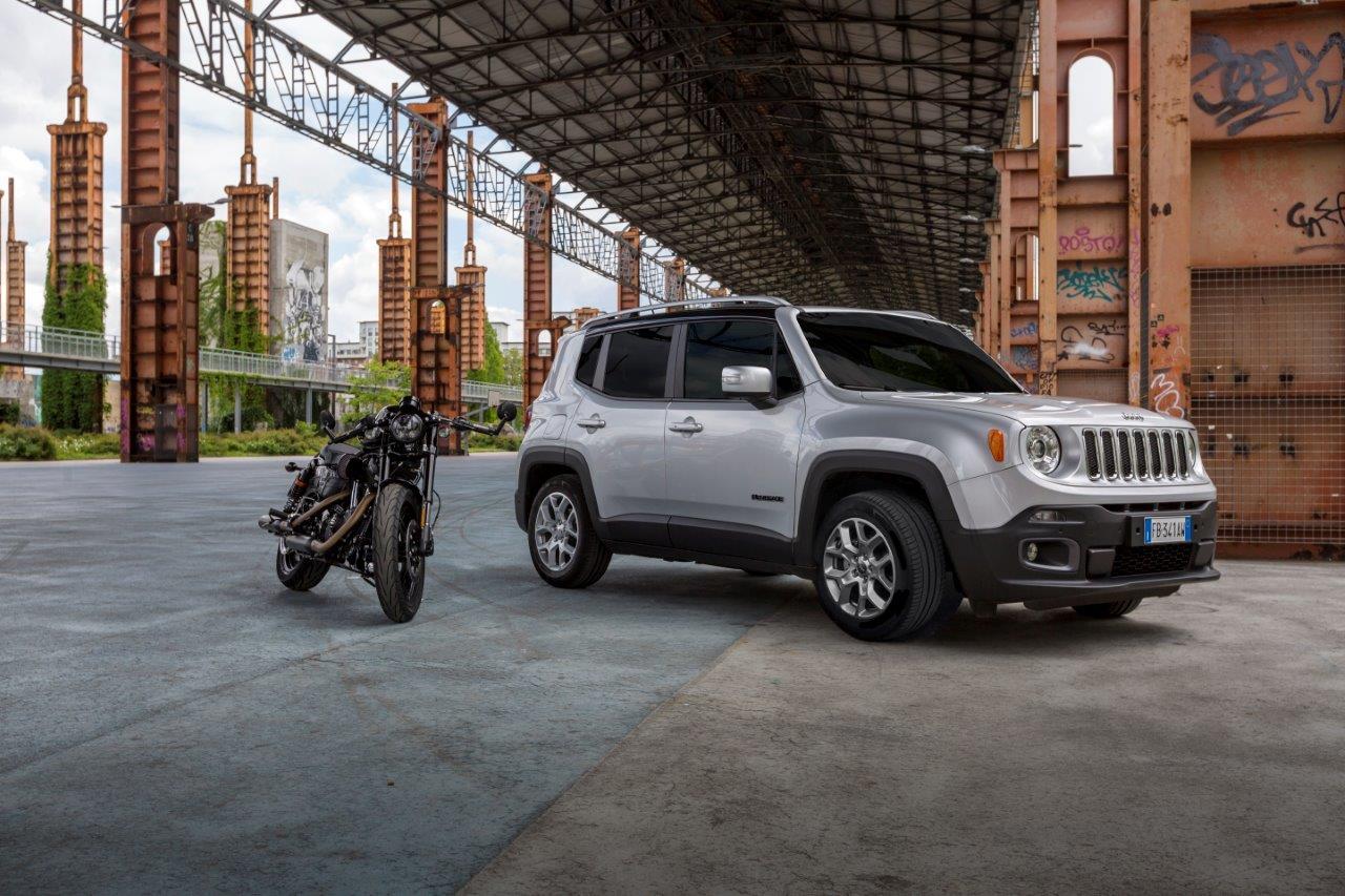 Harley-Davidson i Jeep zajedno i u 2017.