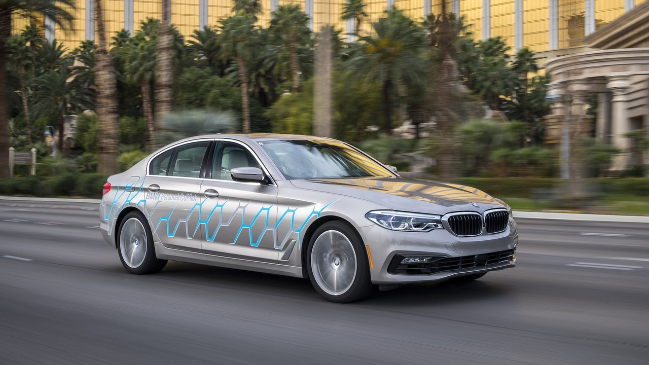 BMW – nivoi autonomne vožnje (video)