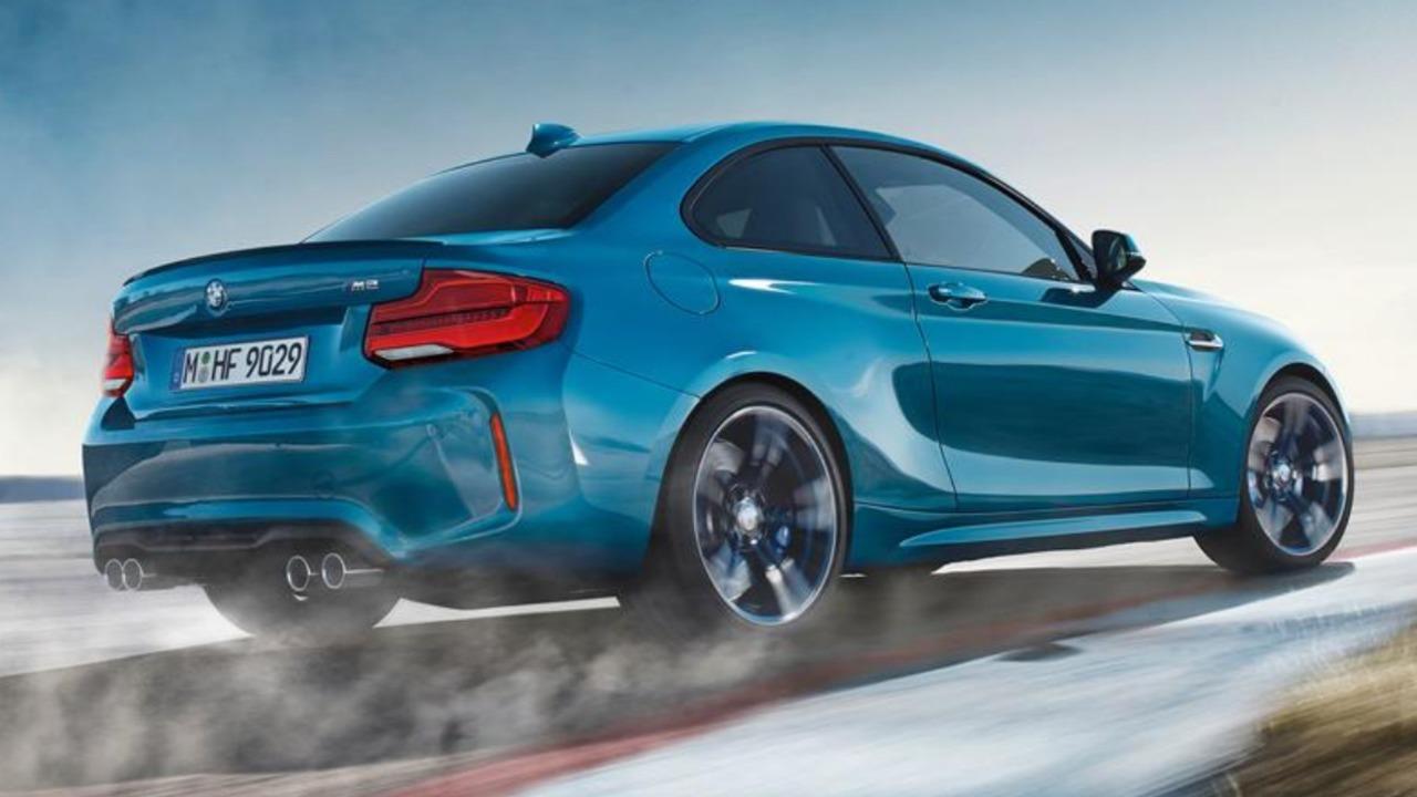 BMW M2 – prve slike restilizovanog modela