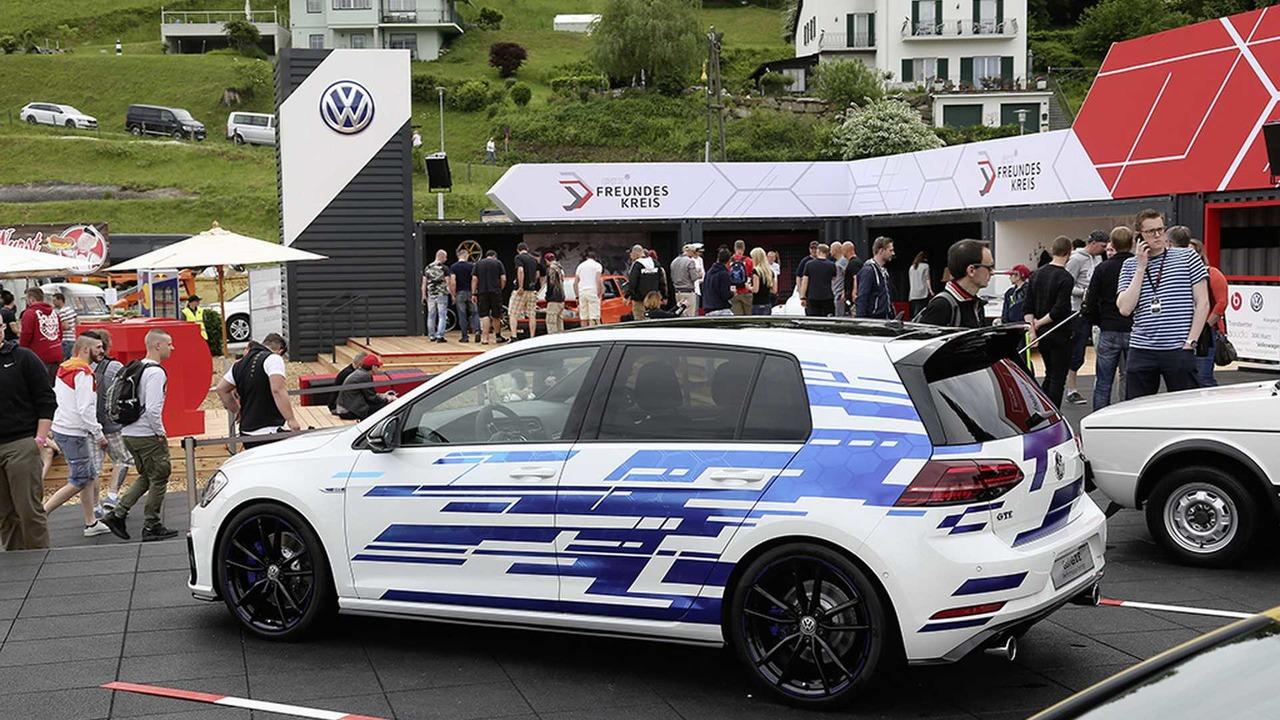 Volkswagen širi električne mišiće na Worthersee skupu