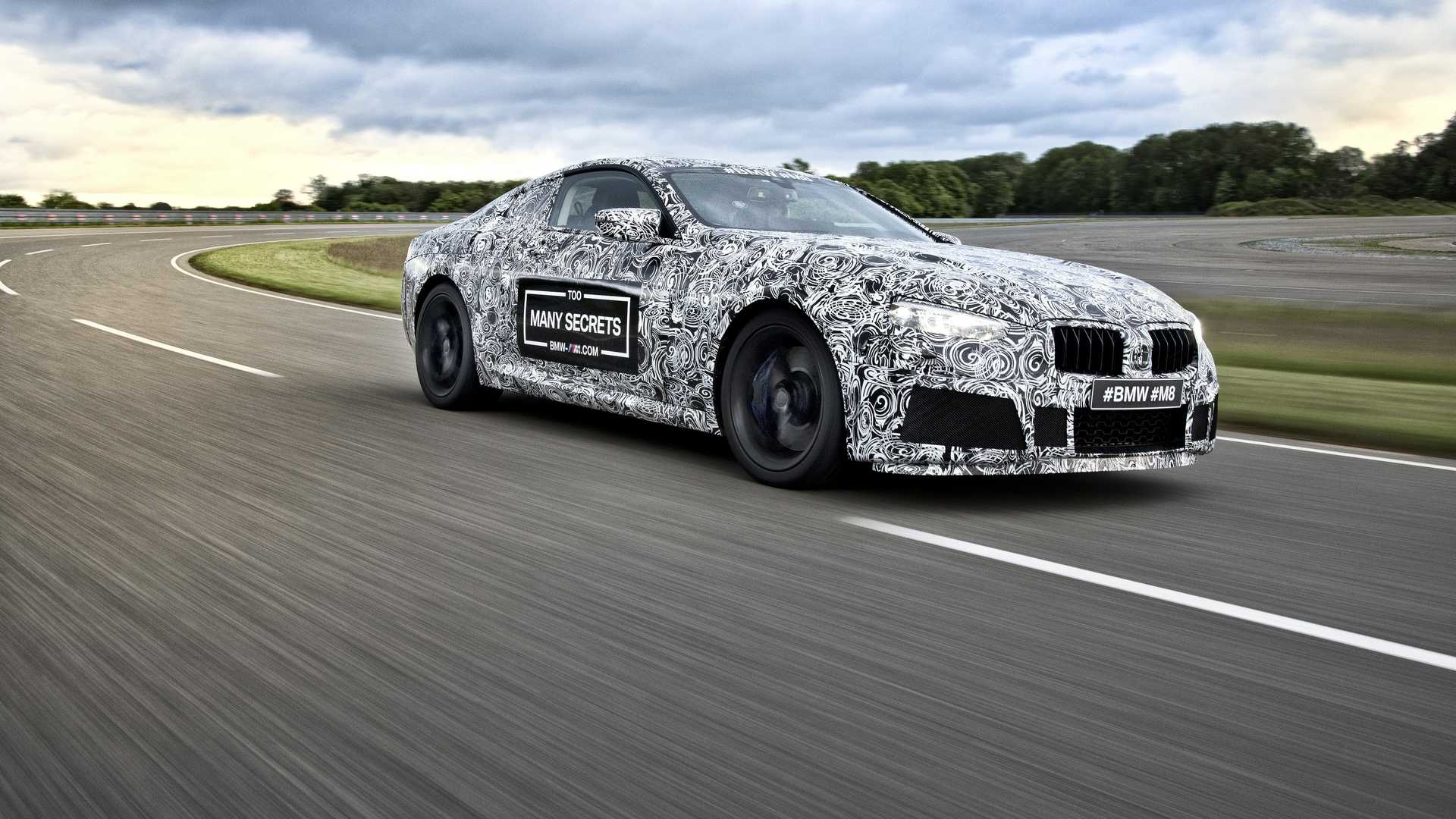 BMW M8 i BMW M8 GTE (galerija)