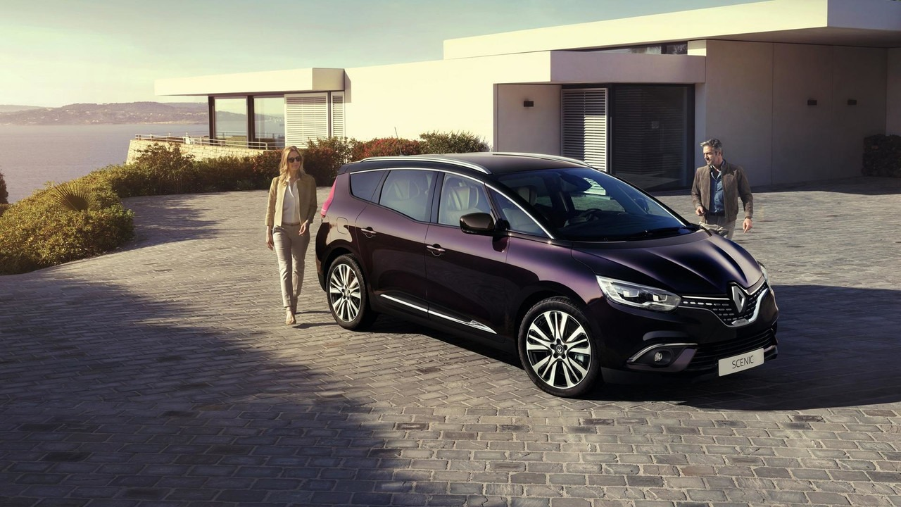 Renault Scenic i Grand Scenic dobili luksuzni tretman (video i galerija)
