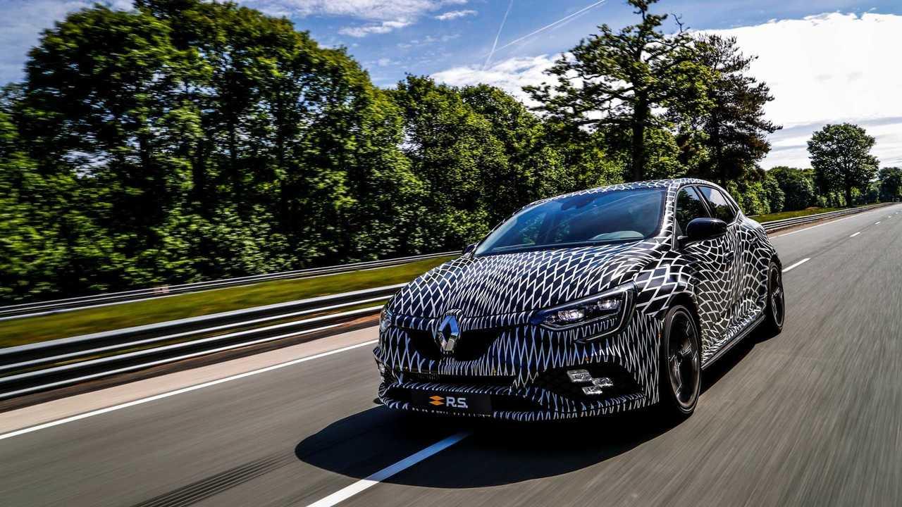Novi Megane RS sa dve menjačke opcije i mogućim 1,8-litarskim turbo motorom