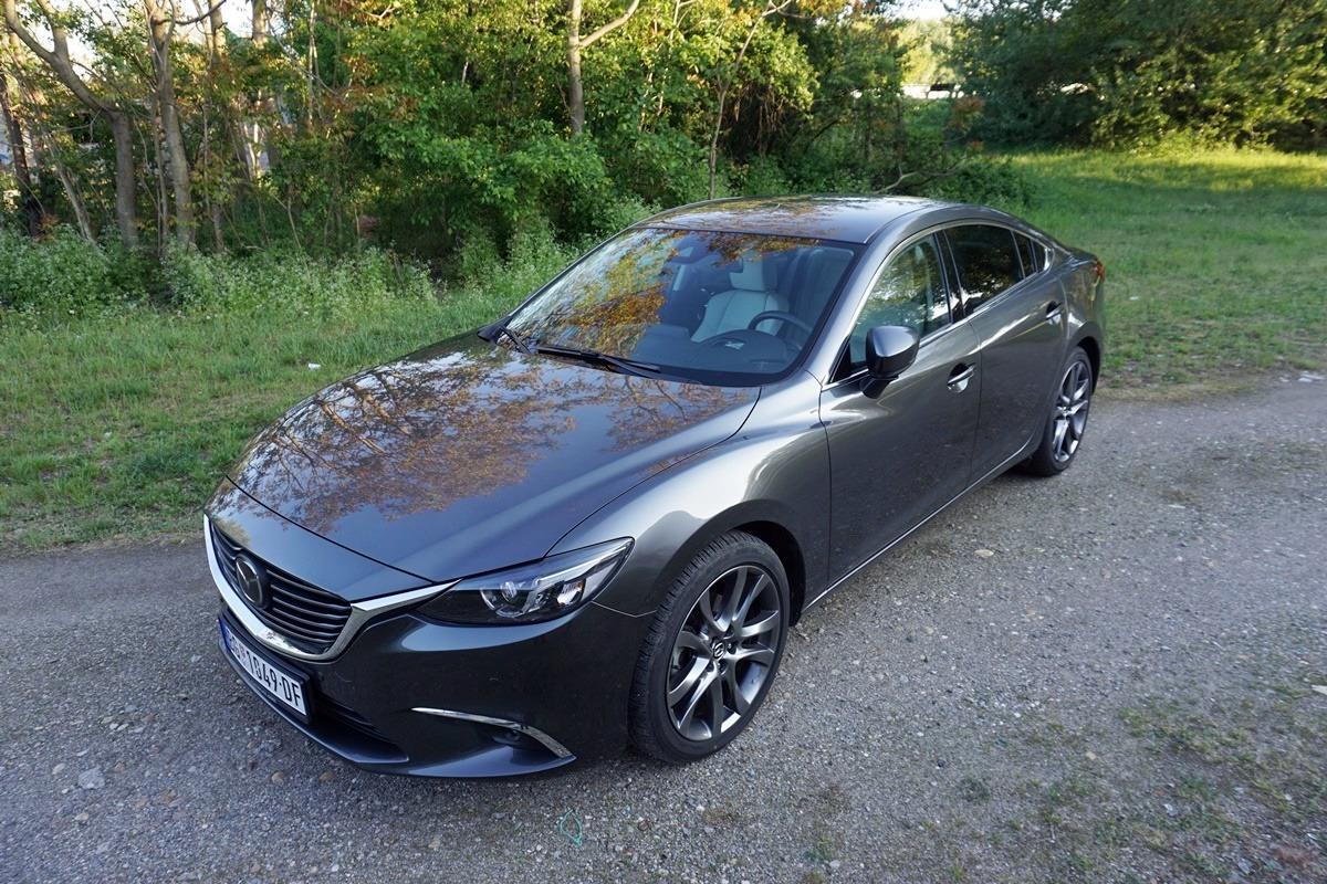 Mazda6 – Igrač koji dobija se ne vadi iz igre