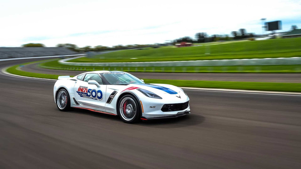 Chevrolet Corvette Grand Sport spreman za Indy 500