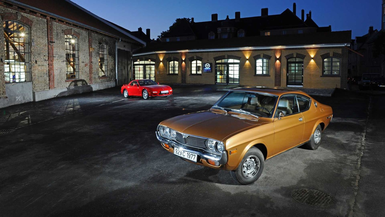 Otvoren Mazda muzej u Nemačkoj sa 45 izloženih modela