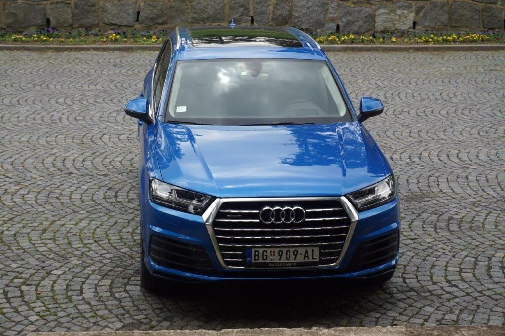 Audi Q7 3.0 TDI Quattro – Neko voli crne oči, neko plave boje