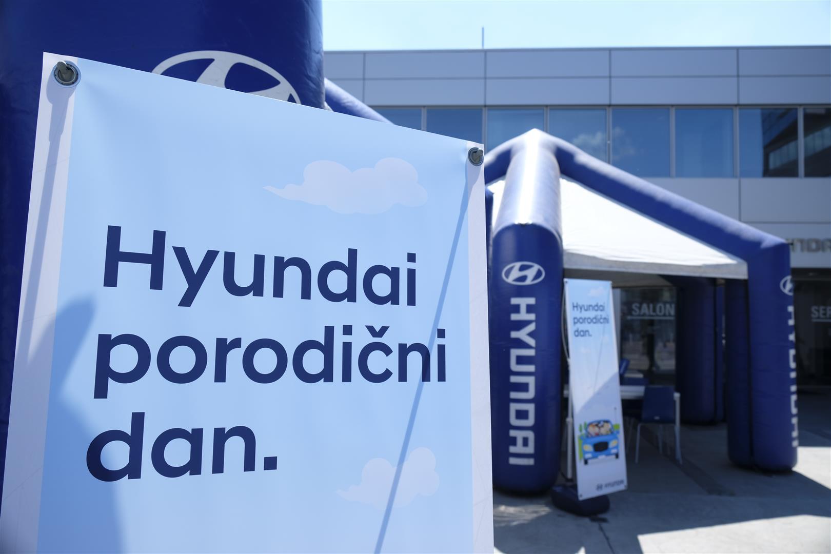 Hyundai porodični dan