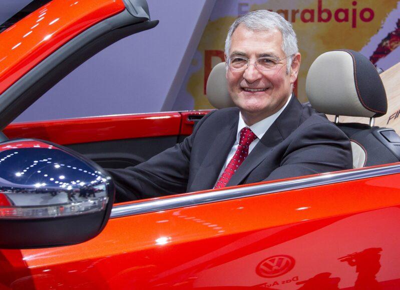 Volkswagen – Heinz-Jakob Neußer