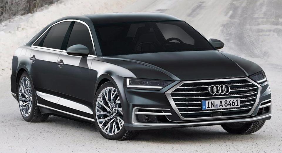"""Novi Audi A8 dolazi sa standardnom """"mekom"""" hibridnom postavkom"""