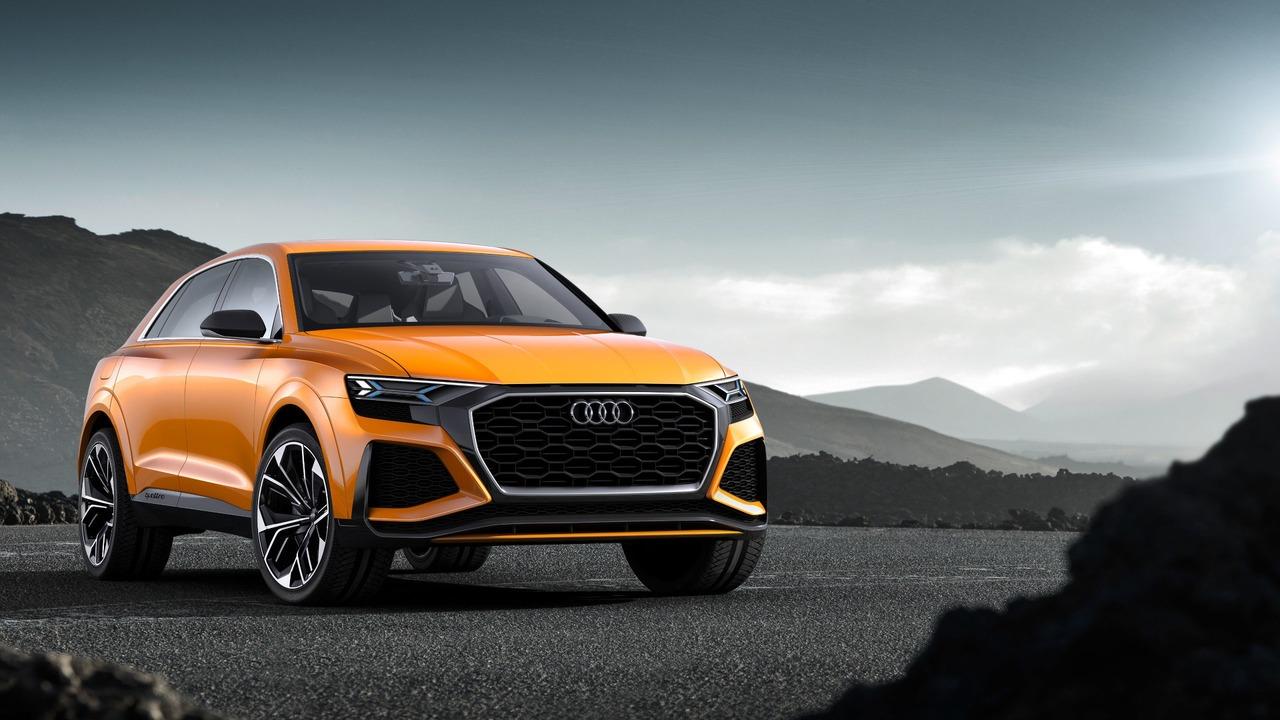 """SUV sa """"RS"""" oznakom prioritet za Audi Sport u odnosu na snažniji R8"""