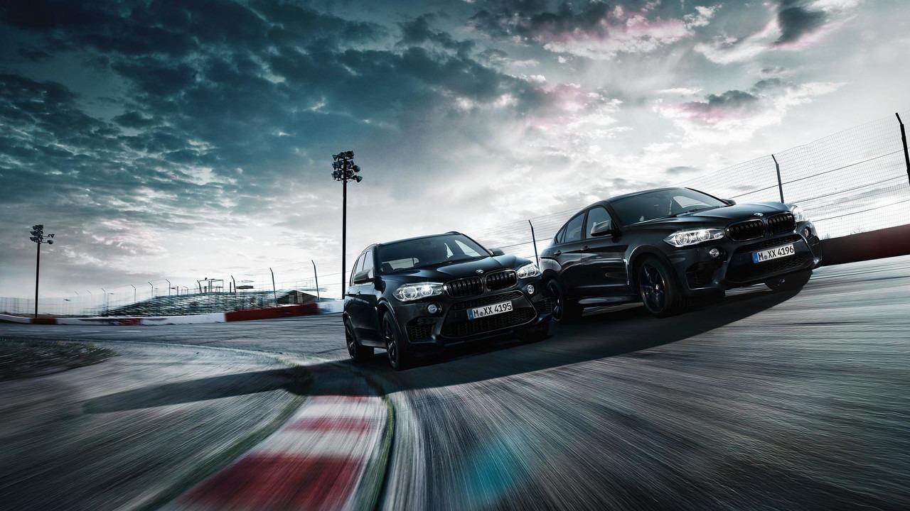 "BMW X5 M i X6 M u ""crnoj vatri"""
