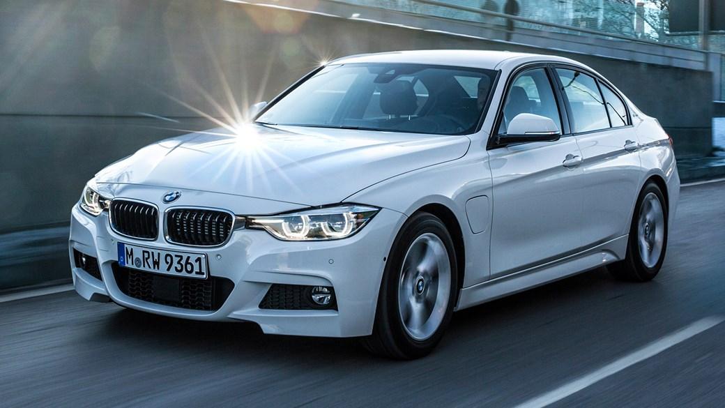 Električni BMW serije 3 dolazi u Frankfurt?