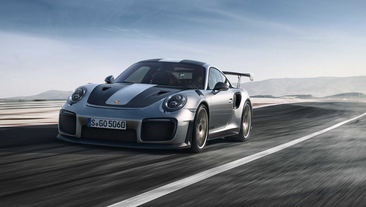 Porsche 911 GT2 RS – prve fotografije